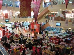 Plaza Pelangi (Inside)